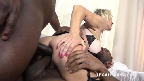 L3g4lP0rn0.com [Granny whore Marina Beaulieu gets fucked like a bitch. DP & DAP IV029] SD, 480p