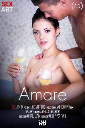 SexArt.com / MetArt.com [Anie Darling - Amare] SD, 360p