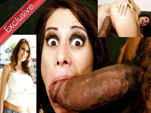 InterracialPass: Sheila - Sheila & her hot ass can't handle the Black Cock! (SD/2017)