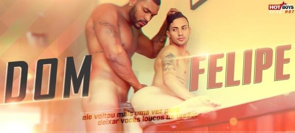 Dom and Felipe Leonel - Hotboys.com (HD, 720p)