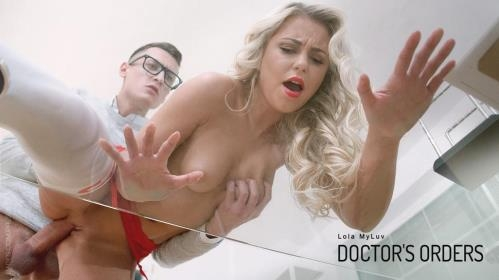 OfficeObsession.com / Babes.com [Dido Angel - Doctor\'s Orders] SD, 480p