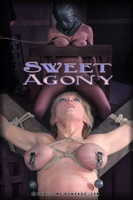 Sweet Agony Part 2 - RealTimeBondage.com (HD, 720p)