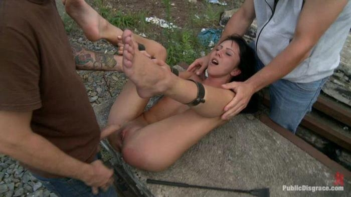 Felicia - Take me to the Streets (PublicDisgrace) HD 720p