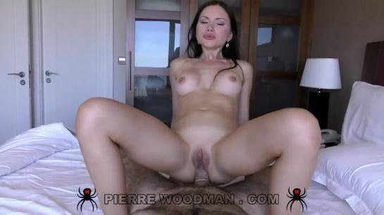 WoodmanCastingX: Sasha Rose - Hard Anal Sex (540p/SD/1014 MB)