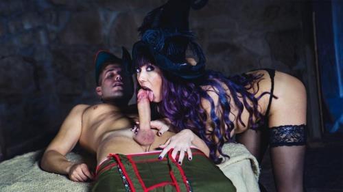 SpoofPorn.com / CumLouder.com [Sofia Star - Hansel\'s big candy stick] SD, 404p