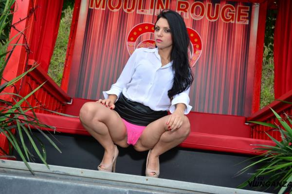Steamy outdoor revenge fuck with hot brunette Colombian ex-girlfriend: Mary Fuego - Porndoepremium 1080p