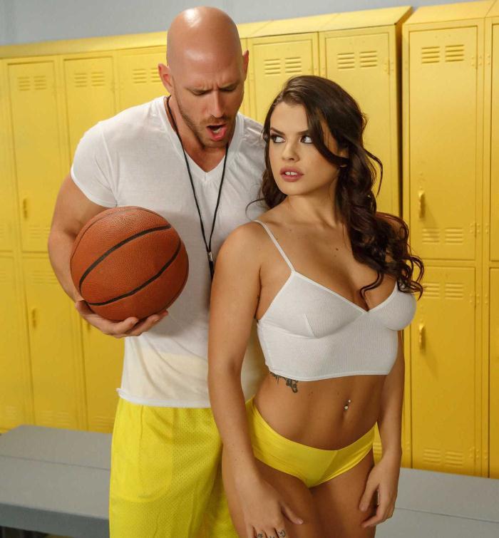 BigTitsAtSchool/Brazzers: Keisha Grey - Lick Me In The Locker Room  [HD 720p]  (Big Tits)