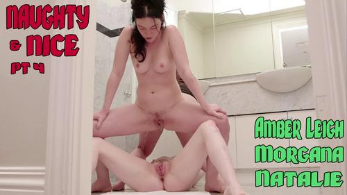 Piss Video - Amber, Natalie - Amber Leigh Morgana Natalie Peggie [FullHD 1080p]