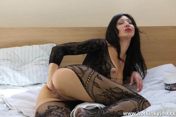 So sexy anal fisting (Hotkinkyjo) FullHD 1080p