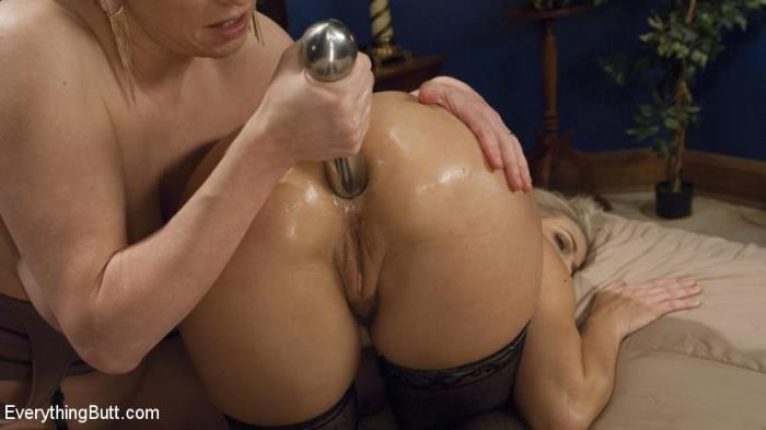Angel Allwood, Dee Williams - RoseBud's Baby (EverythingButt, Kink) HD 720p