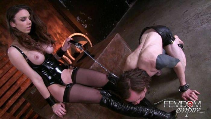 Tiffany Tyler - Groveling Boot Bitch (FemdomEmpire) HD 720p