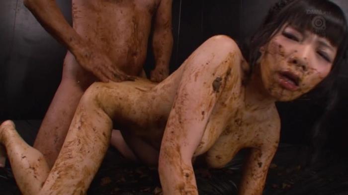 Feces Torture Laboratory: Kanon Kuga - Jav Scat (Scat Porn) SD 404p