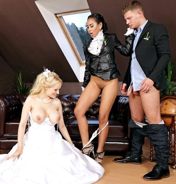 Angel Wicky, Killa Raketa - Wedding Wanker Weekend - Thirsty Throats and Horny Clits, With Big Ass Tits and Cummy Blitz!  (Goldenshowerpower/SinDrive/HD/720p/901 MiB) from Rapidgator