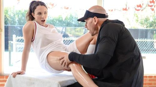 DirtyMasseur.com / Brazzers.com [Lily Love - Applying Pressure To The Tender Pussy] SD, 480p