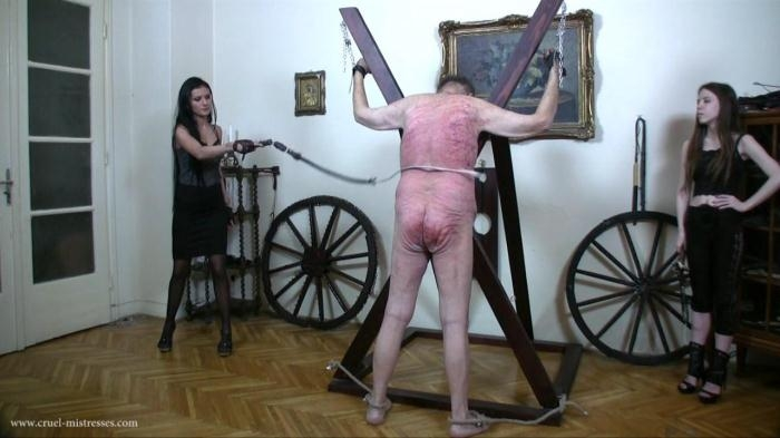 Cruel Goddess and Her Guest (CruelMistresses) HD 720p