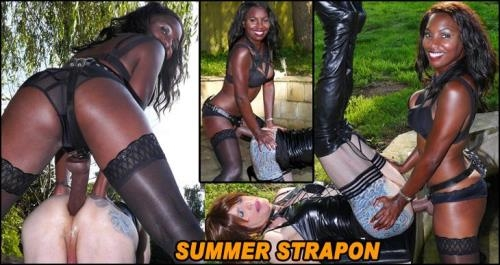 TheEnglishMansion.com [Summer Strapon] HD, 720p