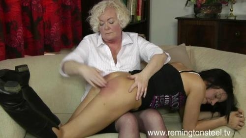 Remingtonsteel.tv [Paradise Audition for Spanking] SD, 540p