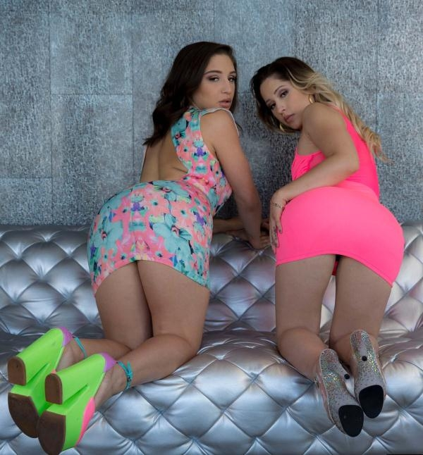 Abella Danger, Goldie Rush - Playtime (ScrewBox) [FullHD 1080p]