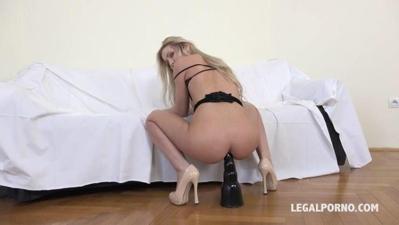 LegalPorno.com: Cristina Tess is unbelievable! She takes three black cocks in the ass like a champ IV041 [SD] (1.05 GB)