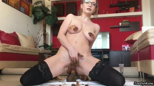 Riding and sucking - Extreme Anal Fisting [FullHD, 1080p] [Fboom Scat]