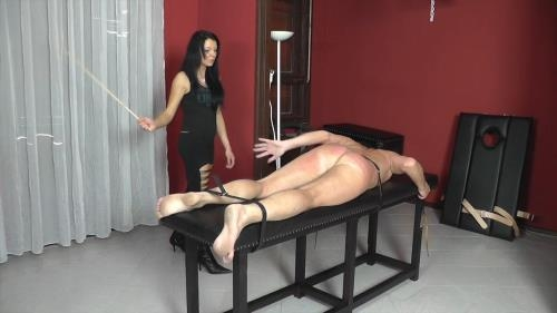 CruelMistresses.com [Your Ass Is Mine - The Caning Part] HD, 720p