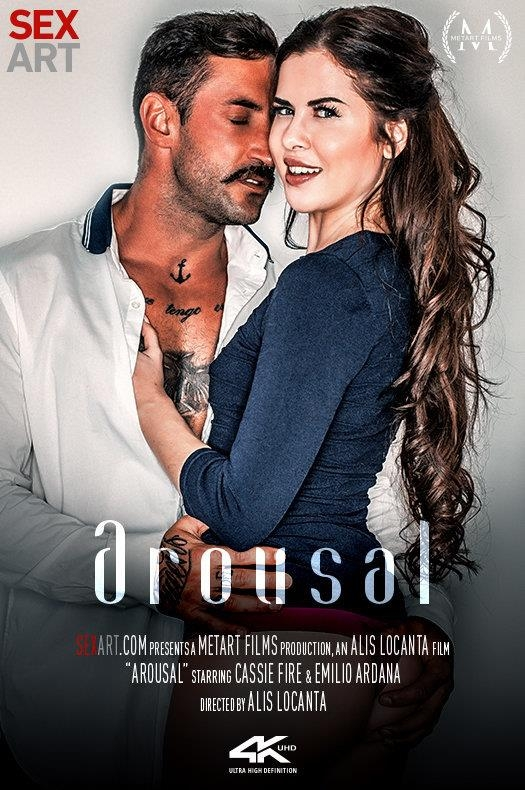 SexArt, MetArt: Cassie Fire - Arousal (SD/360p/277 MB) 15.02.2017