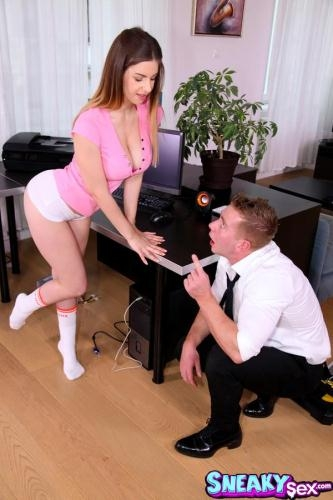 SneakySex.com / RealityKings.com [Stella Cox - System Upgrade] SD, 432p