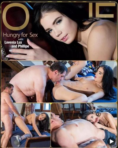 Oldje.com / ClassMedia.com [Lovenia Lux - Hungry for Sex] HD, 720p