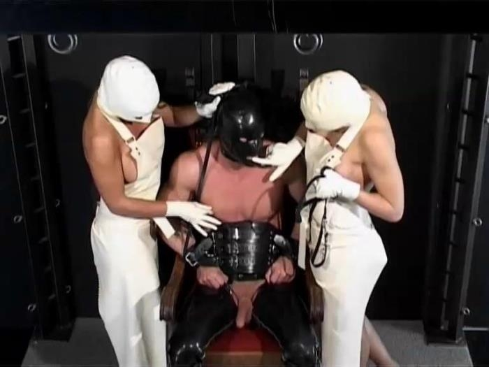 Two Mistresses and bound slave (Missdoms) SD 576p