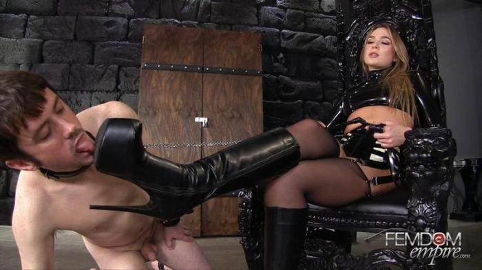Blaire Williams - Amazon\'s Boot Bitch (FemdomEmpire) FullHD 1080p