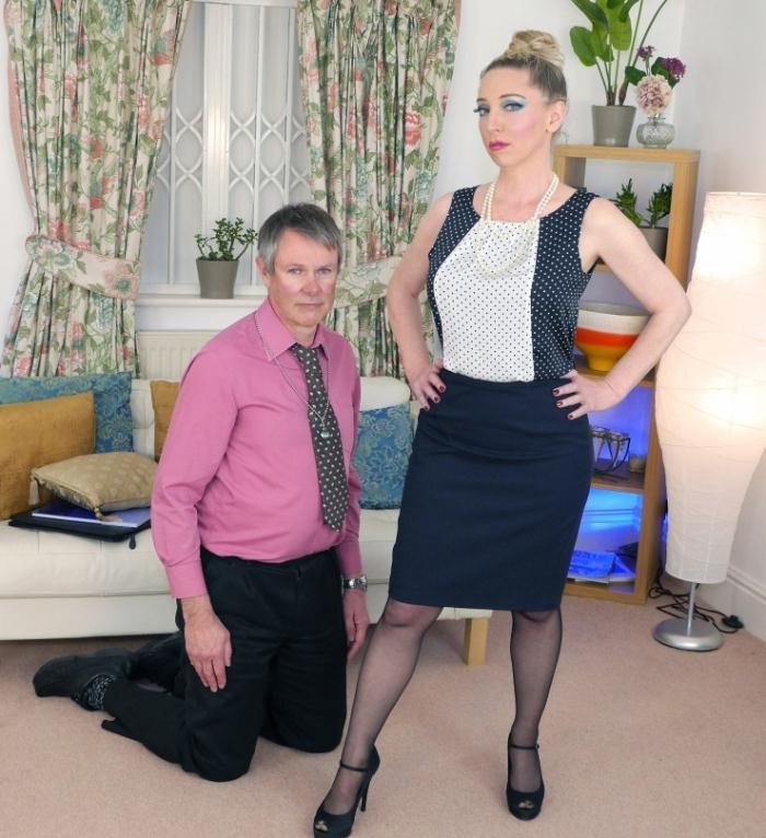 Miss Eve Harper- Husband To Slut Enchantment  [HD 720p] English Mansion