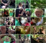 Kate, Leony Aprill, Vivien, Ferrera Gomez, Alyssia Loop - The Witches Piss Brew - Part 1 (Tainster) HD 720p