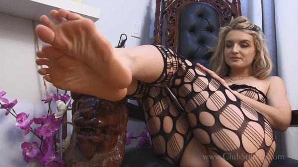 ClubStiletto.com - Gorgeous Princess Jemma - My Feet My Ass My Spit [FullHD, 1080p]