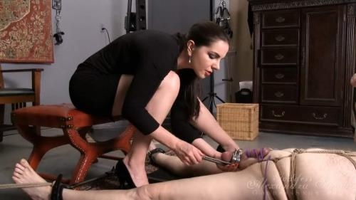 GoddessSnow.com [Steel Ball Stretcher] FullHD, 1080p