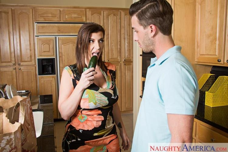 Sara Jay - Hot American Mom / 15.02.2017 [NaughtyAmerica, MyFriendsHotMom / SD]