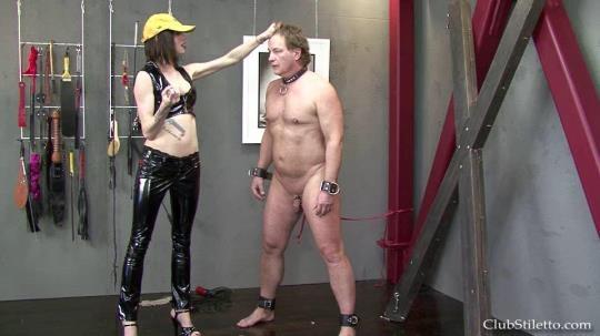 ClubStiletto: Mistress Ms. Bijou Steal - Plumbers Worst Call 9 (SD/540p/137 MB) 13.02.2017
