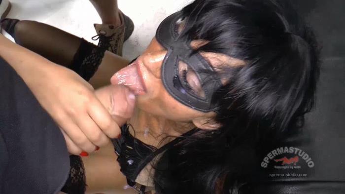 Sperma-Studio.com: Slut Carmen - Slut Carmen second round (2017/FullHD)