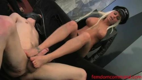 FemdomCommand.com [Foot Worship] HD, 720p