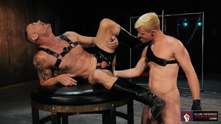 Deep Hole Dungeon Scene 2 - Cody Winter, D Arclyte / 13 Feb 2017 [ClubInfernoDungeon / SD]