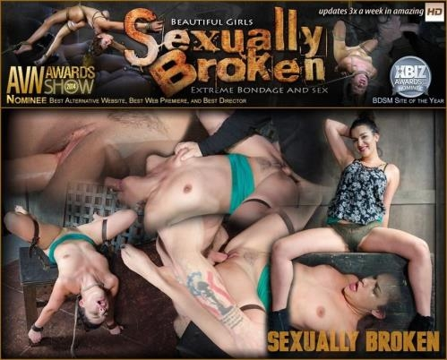 SexuallyBroken.com [Paisley Parker, Matt Williams, Sergeant Miles - Pretty Paisley Parker Prefers Plentiful Penis Penetrating her Puffy Pink Pussy!] SD, 540p
