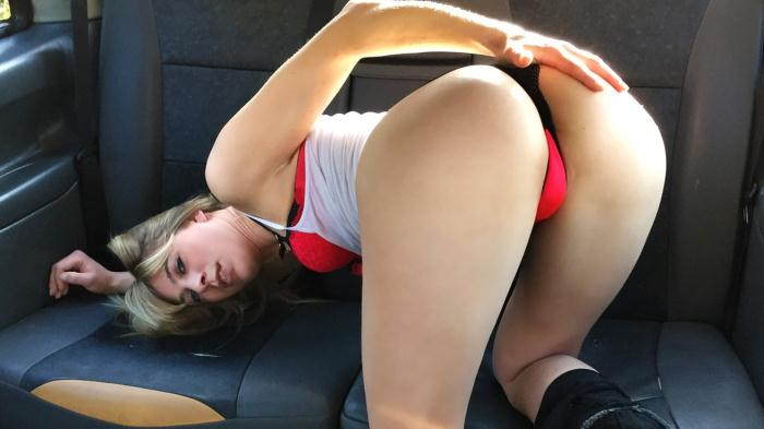 FakeTaxi: Jentina Small - Horny Holland Blonde Loves Cock  [HD 720p]  (Public)