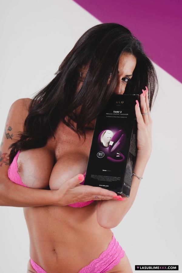 Priscilla Salerno - Tiani 2 by Lelo (Lasublimexxx) [FullHD 1080p]