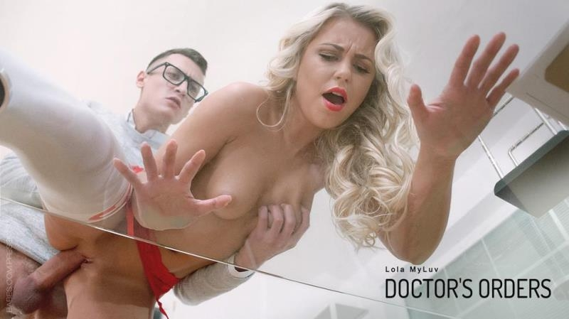 OfficeObsession.com / Babes.com: Dido Angel - Doctor's Orders [SD] (393 MB)