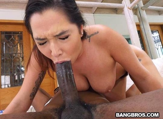 MonstersOfCock, BangBros: Karlee Grey - Kinky Karlee Grey Gets Saved By A Monstrous Cock (SD/480p/313 MB) 28.02.2017