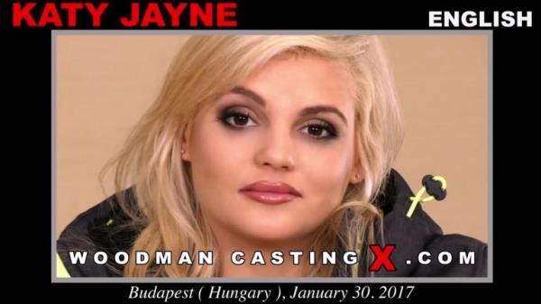 KATY JAYNE CASTING: Katy Jayne - WoodmanCastingX 540p