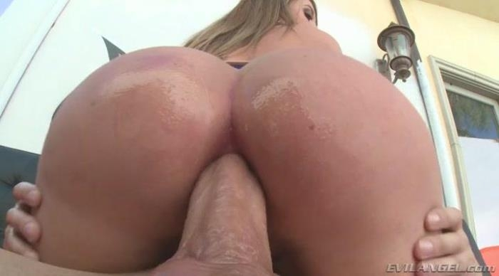 EvilAngel - Harley Jade - Anal Reaming With Enema Filth! [SD / 400p / Gonzo, Anal]