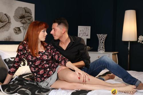 DaneJones.com / SexyHub.com [Anny Aurora - Cute German teen redhead romance] SD, 480p