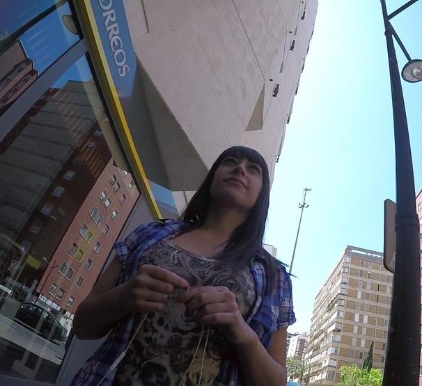 Lucia Nieto - Flexibility Test  [FullHD 1080p]
