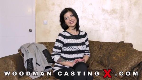 Casting: Rebecca Rainbow - WoodmanCastingX 720p