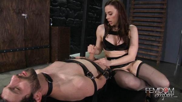 Chanel Preston - Tease, Denial, Abuse [FemdomEmpire.com] (FullHD, 1080p)